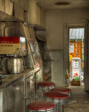 Old Time Cafe