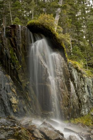 Taos Ski Valley Waterfall